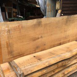 山桜一枚板c1014