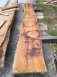 山桜一枚板c984