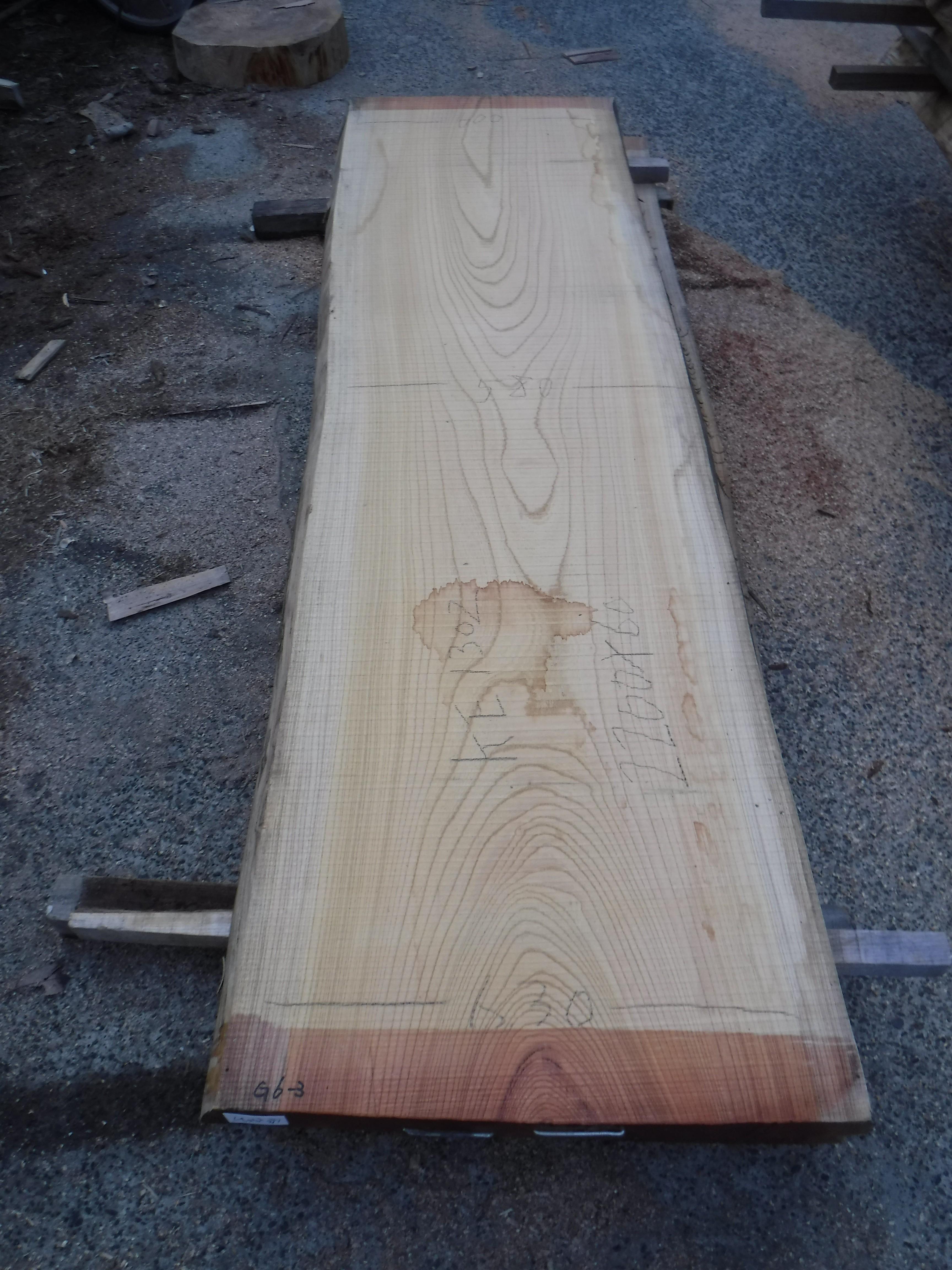 欅一枚板ke1302