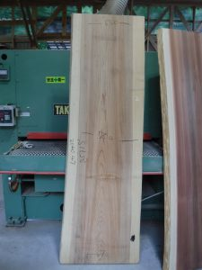 吉野杉一枚板s11380