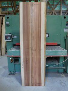 吉野杉一枚板s11400