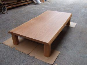 タモ 座卓