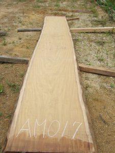アサメラ一枚板AM17