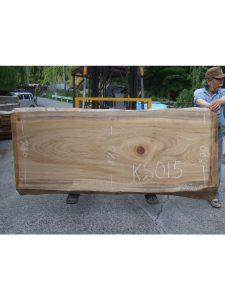 楠の木一枚板KS15