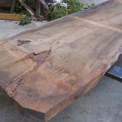 山桜一枚板c741
