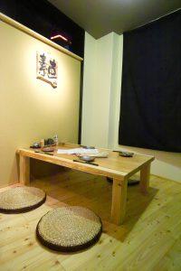 吉野杉テーブル