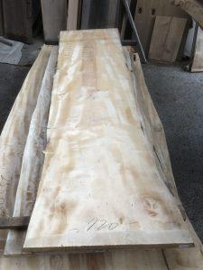 栃の木一枚板t993(吉野産)