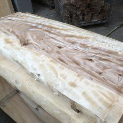 栃の木一枚板t992