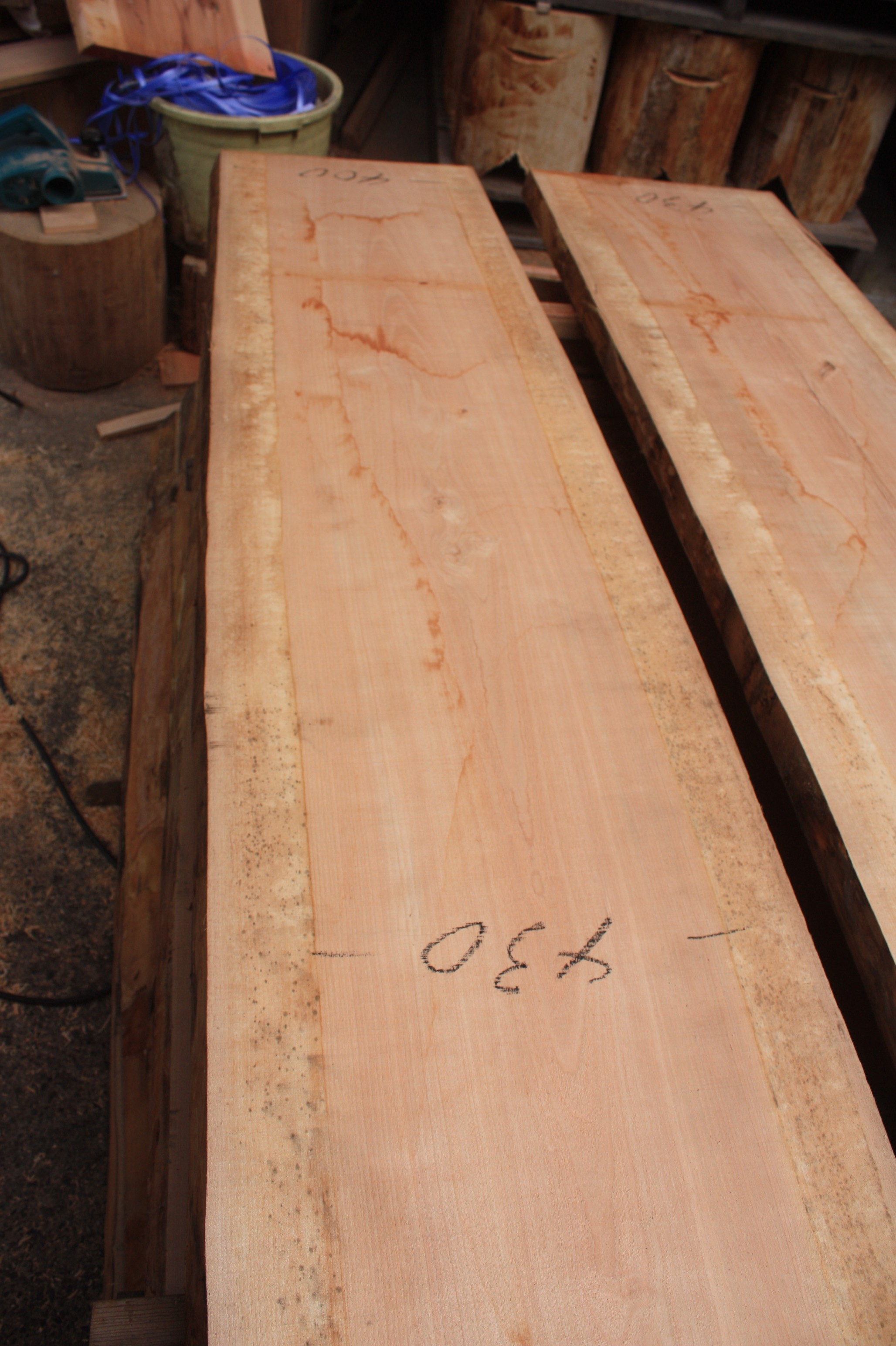 樺一枚板KB142