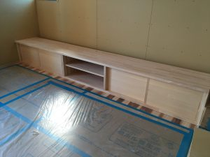 吉野桧TVボード
