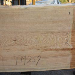 タモ一枚板TM257