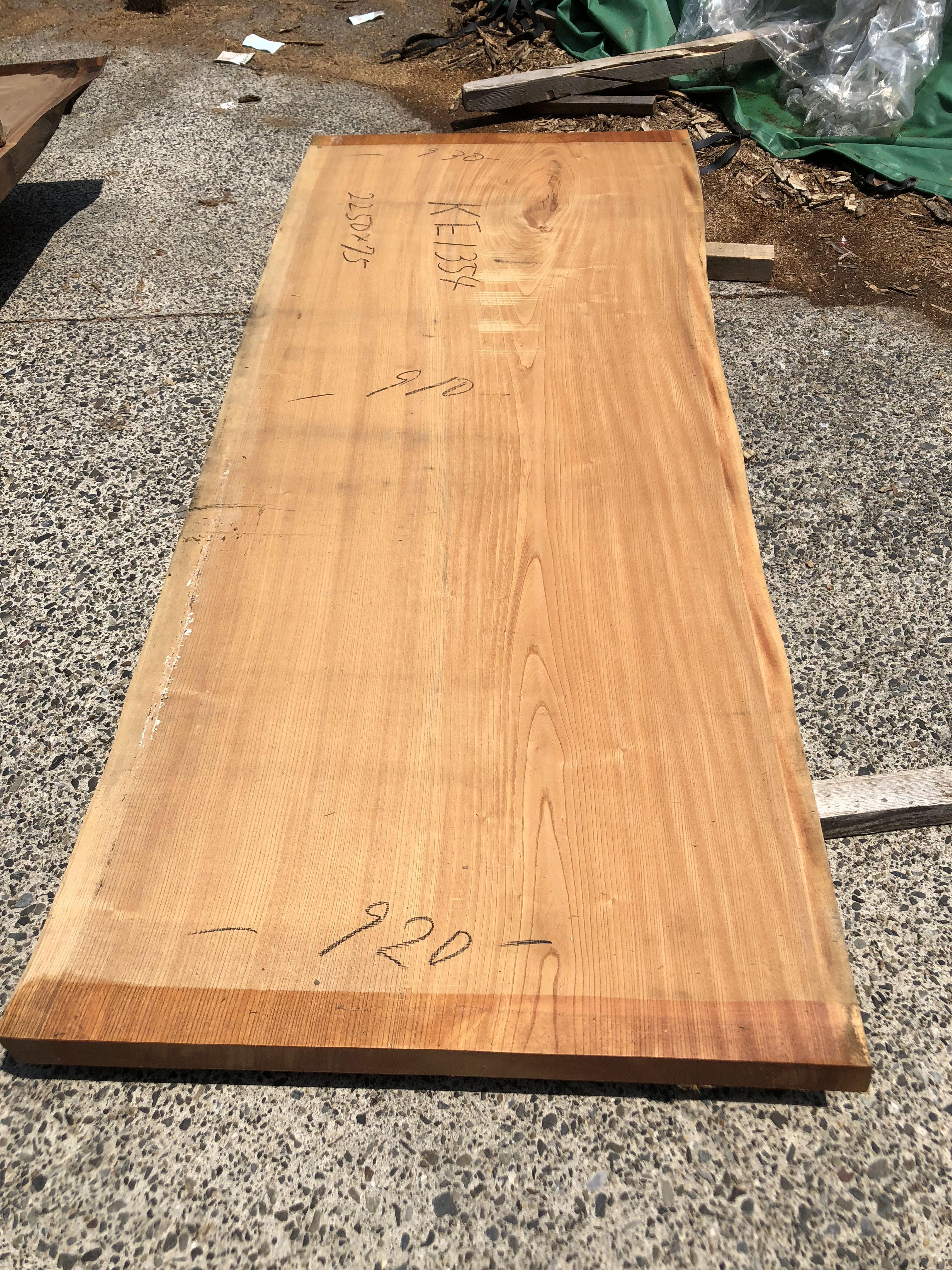 欅一枚板ke1354