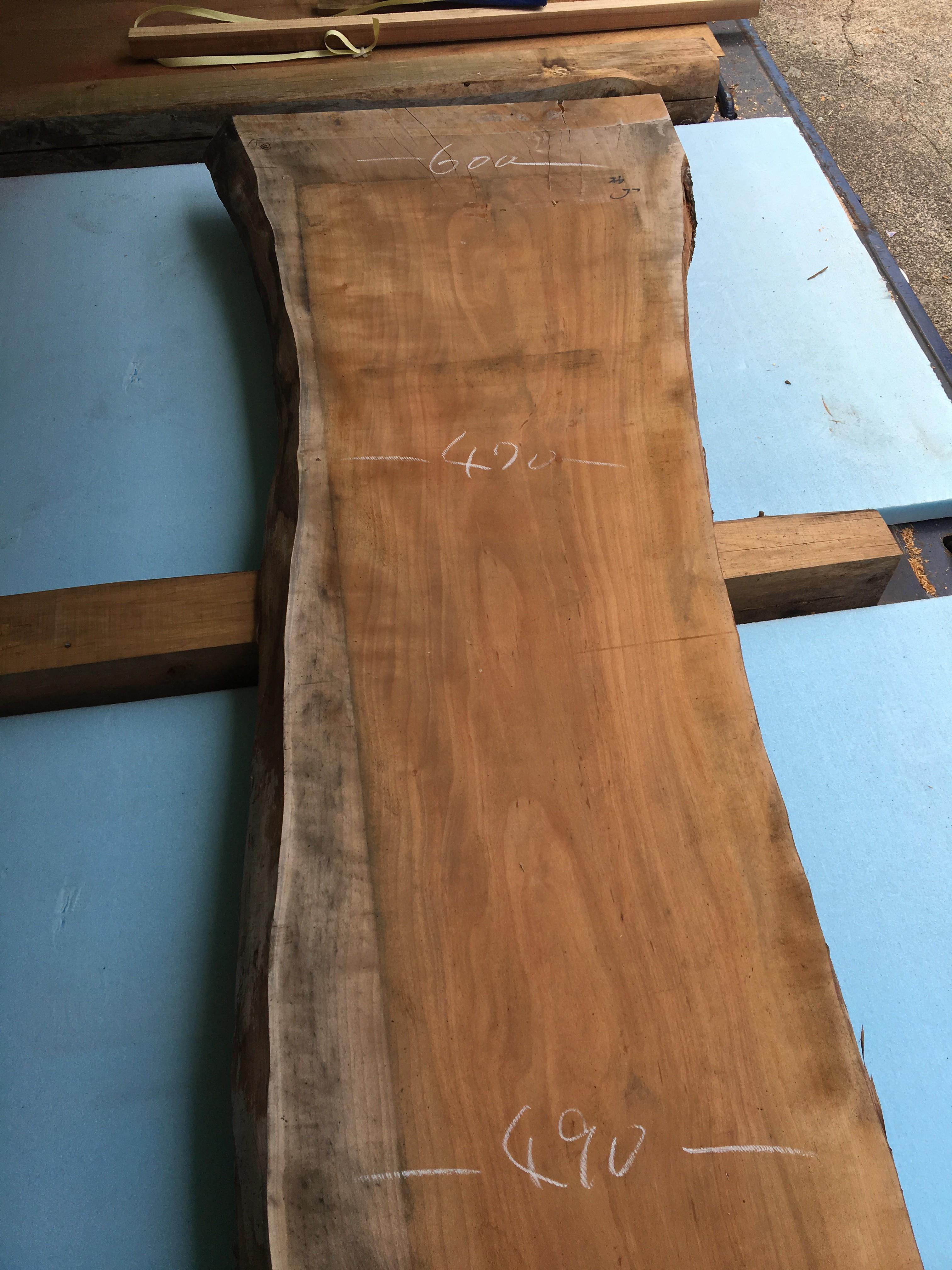 山桜一枚板c1049