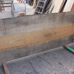 タモ一枚板TM338