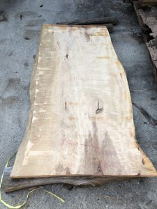 栃の木一枚板t1007