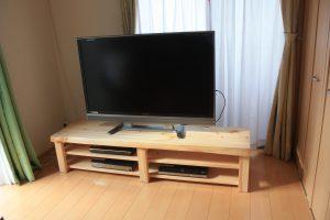 桧TVボード