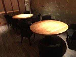 チェリー無垢テーブル