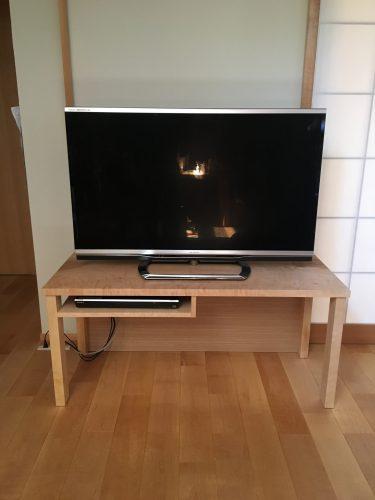 一枚板 栃TVボード