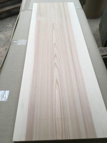 一枚板吉野杉棚板