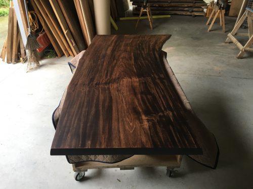 一枚板 栃テーブル用