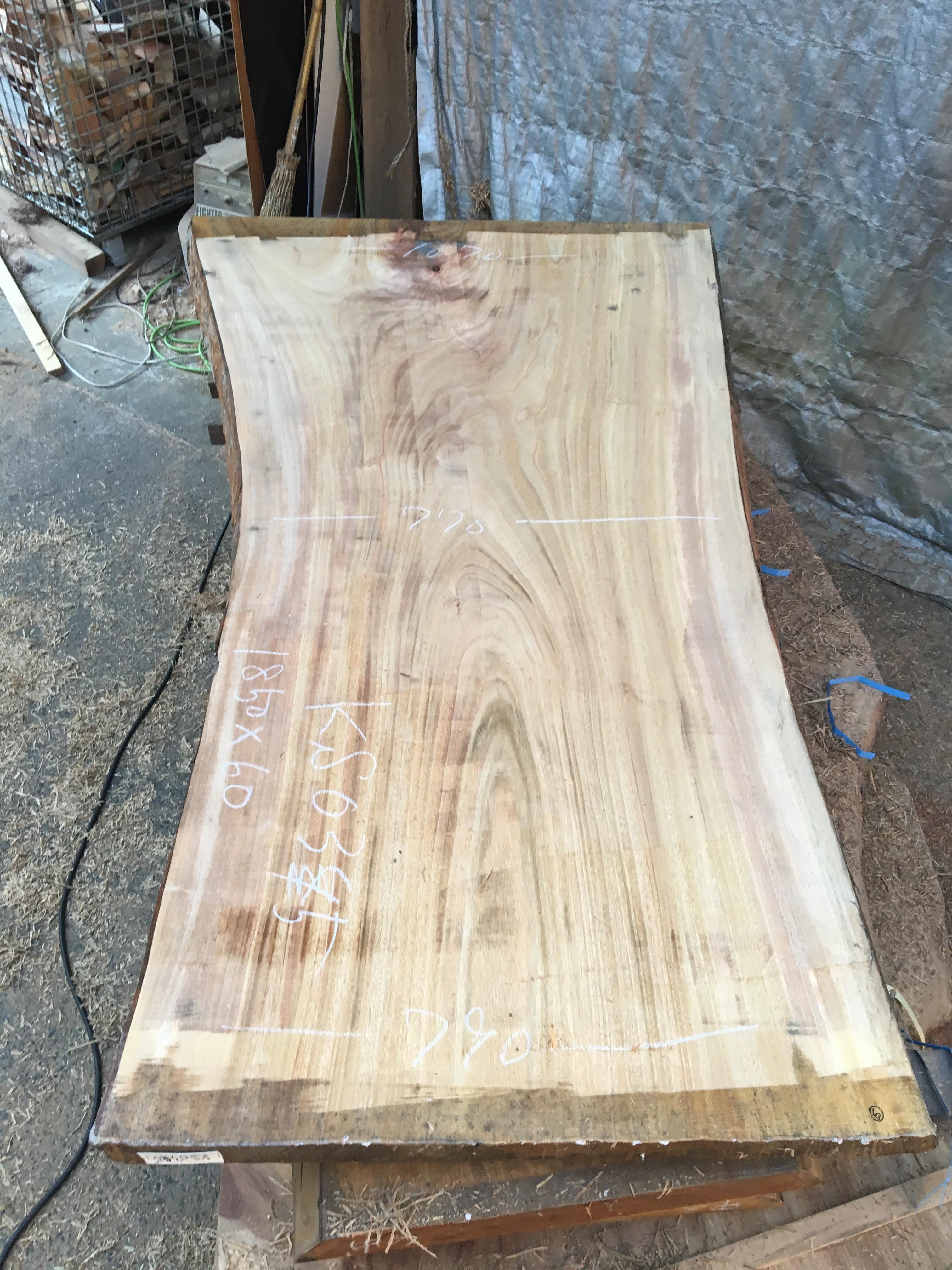 楠の木一枚板KS35