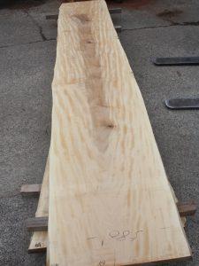 栃の木一枚板t923